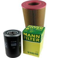 MANN-Filter Set Ölfilter Luftfilter Inspektionspaket MOL-9694066