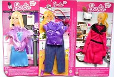 LOTTO 3 ABITI BARBIE - I CAN BE.. - HOBBY & WORK