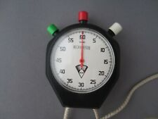 Mechanical Stop Watch - Blessing 1/5 second. VGC used Condition.
