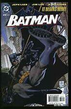 Batman #608-619 Very Fine Stan Lee Hush Set Complete Set 2002 Dc Comics