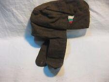 Bulgarian Communist Military Infantry Soldier Uniform Forage Cap Hat