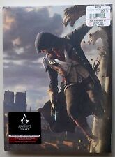 Assassins Creed Unity Collectors Edition Hardcover Guide NEW, Syndicate Necklace