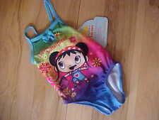 NWT NIHAO, KAI-LAN One Pc Swimwear UPF +50 Sz 18 Month Infant Girl
