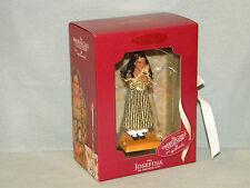 1824 Josefina American Girls Collection MIB Hallmark Ornament Holding Doll