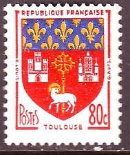 FRANCE TIMBRE NEUF N° 1182 **  ARMOIRIES  TOULOUSE