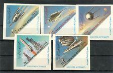SPAZIO - SPACE CONQUEST YEMEN A.R. 1963 set B