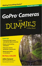 GoPro Cameras for Dummies by John Carucci Book | PORTABLE ED | FREE EXPRESS POST