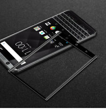 3D Curved Full Cover Tempered Glass Screen Film For Blackberry key 2 / Keyone