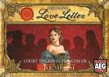 AEG Seiji Kanai Love Letter Card Game New unopened shrink-wrap