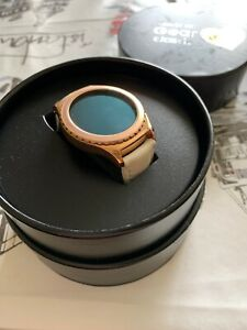 "NEW! Samsung Galaxy Gear S2 Classic 40mm Rose Gold SM-R7320ZDAXAR ""RARE,SEALED"""