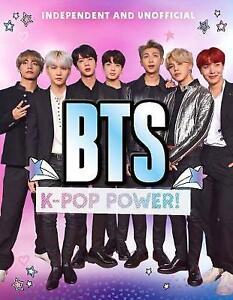 BTS: K-Pop Power by Sara Stanford (Hardcover, 2019)