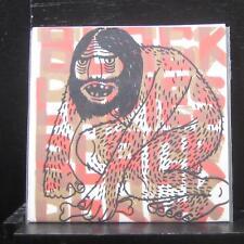 "Black Ladies - Naked Caveman EP 7"" Mint- SHR-003 Vinyl 45 2008 USA"