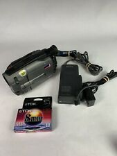 Sony Handycam CCD-TRV41 8mm Analog Camcorder Tested and Working