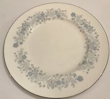 "Wedgwood Bone China ~BELLE FLEUR~ 10""3/4 Dinner Plate, Made In England"