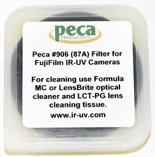 Peca 67mm Infrared Passing Filter 906 (Wratten 87A) Perfect Condition