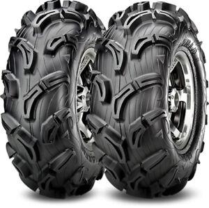 Maxxis Zilla Rear ATV UTV Tire AT25X10-12 6 Ply