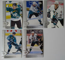 1996-97 Upper Deck UD Series 2 Anaheim Mighty Ducks Team Set of 5 Hockey Cards