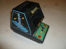 VINTAGE ZAXXON COLECO SEGA ELECTRONIC GAME TABLETOP 1982 MINI ARCADE TABLE TOP >