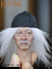 1/6 KUMIK  man  star Action Figure head  Female  KM18-36  Asia Heads  sculpt