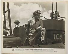 PT 109 Warner Bros Docudrama Drama Vintage 1963 Movie Still Promo Photograph