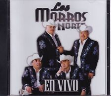 Los Morros del Norte EN VIVO CD New Sealed Nuevo
