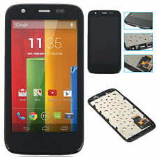 Replacement For Motorola Moto G XT1032 LCD Display +Touch screen assembly +Frame