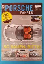 Porsche Fahrer Nr.4/2018 Aug./Sep./Okt. 2018  ungelesen 1A absolut TOP