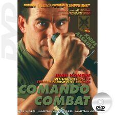 DVD Commando Combat  Knife Assault