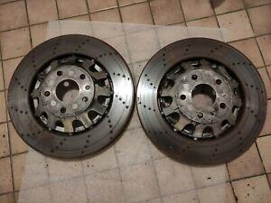 Bremsscheiben Original Audi RS3 8P Scheibenbremsen belüftet 370X32 mm 8P0615301B