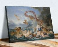 CANVAS WALL ART PRINT ARTWORK CLASSIC Francois Boucher Triumph of Venus