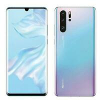 Huawei P30 Pro 128GBl Unlocked Android Smartphone Breathing Crystal FULL BUNDLE