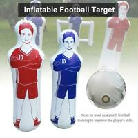 Soccer Training Goal Keeper Inflatable Dummy Football Practice Tumbler 160CM