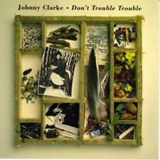 Johnny Clarke(CD Album)Don't Trouble Trouble-Attack-CDAT 107-UK-1989-New