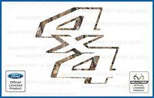 2011 <-> 2016 Ford Super Duty 4x4 Realtree Decals Stickers AP F250 F350 F450