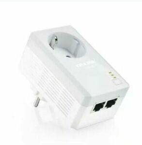 TP-Link Powerline - TL-PA4020P AV600, Einzeladapter, Internet über Stromleitung