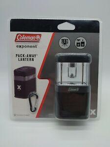 Coleman Exponent Pack-Away Pack Away Camping Lamp Lantern Light