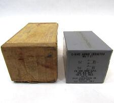 NOS Vintage Atlas C3102 N17-R-29839-7001 Audio Inductor - Dual 25H 100uA