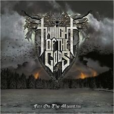 Twilight of the Gods-Fire on the Mountain CD
