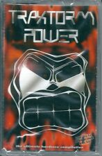 Traxtorm Power (1998) Musicassetta NUOVA DJ Neophyte. Omar Santana. T.urbulence