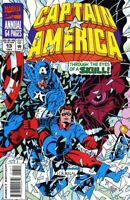 Captain America Annual #12 #13 (1993 1994) Marvel Comics