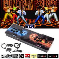3303 in 1 Pandora's Box Retro Video Games 2 Players Double Stick Arcade Console