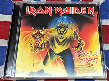 IRON MAIDEN THE NUMBER OF THE BEAST PROMO SINGLE TOUR LIMITED