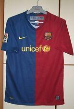 FC Barcelona 2008 - 2009 Home football shirt Jersey Nike Young XL