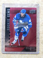 09-10 UD Black Diamond Quad Rookie Gems VIKTOR STALBERG Ruby /100