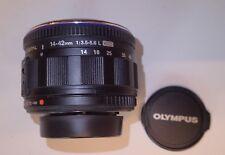 Olympus M. Zuiko EZ-M1442-2 14-42 mm f/3.5-5.6 micro quattro terzi LENTI