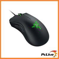 NEW Razer DeathAdder Essential Ergonomic 6400 DPI Optical Gaming Mouse Fast USB
