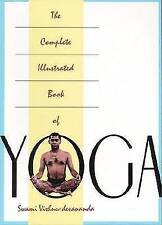 The Complete Illustrated Book of Yoga by Swami Vishnudevananda (Paperback, 1995)