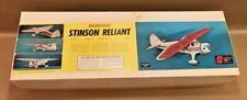 "Very Nice Sterling Models ""Stinson Reliant"" R/C Model Airplane Kit"