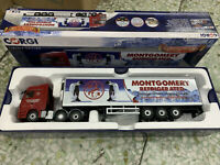 Corgi Mercedes Actros Face Lift Fridge Trailer Montgomery Transport CC13826 1/50