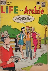 Life with Archie NO. 30 and NO. 57 LOT